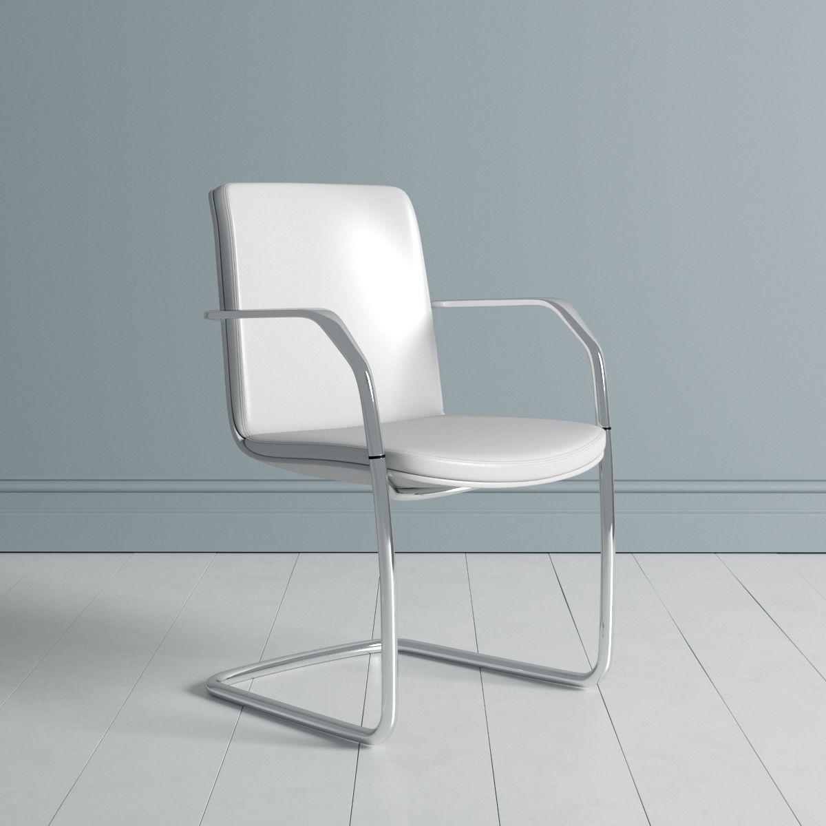 Orangebox Calder Meeting  Visitor Chair