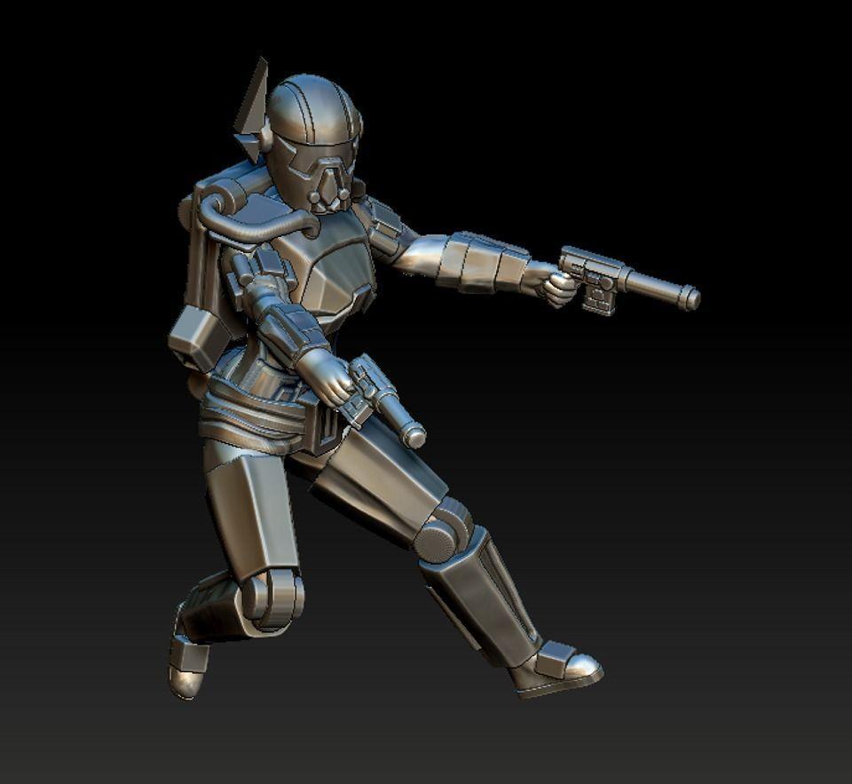 Ancient Bounty Hunter