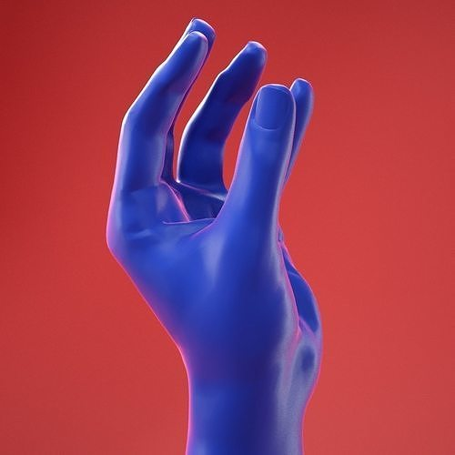 Male Hand 7