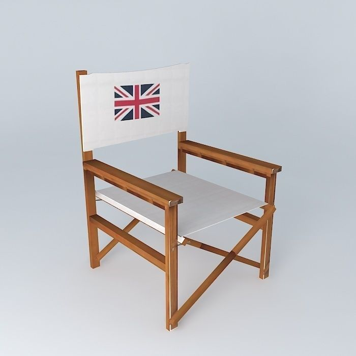 Armchair London 3D model | CGTrader