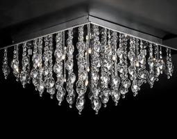 trendy ceiling lamp collection 3d