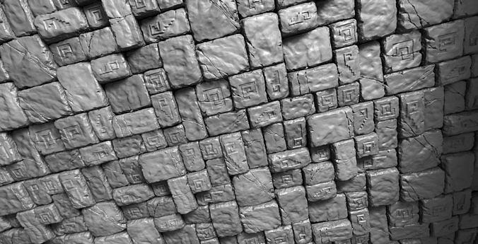 3 Tileable Stone Floor Tiles