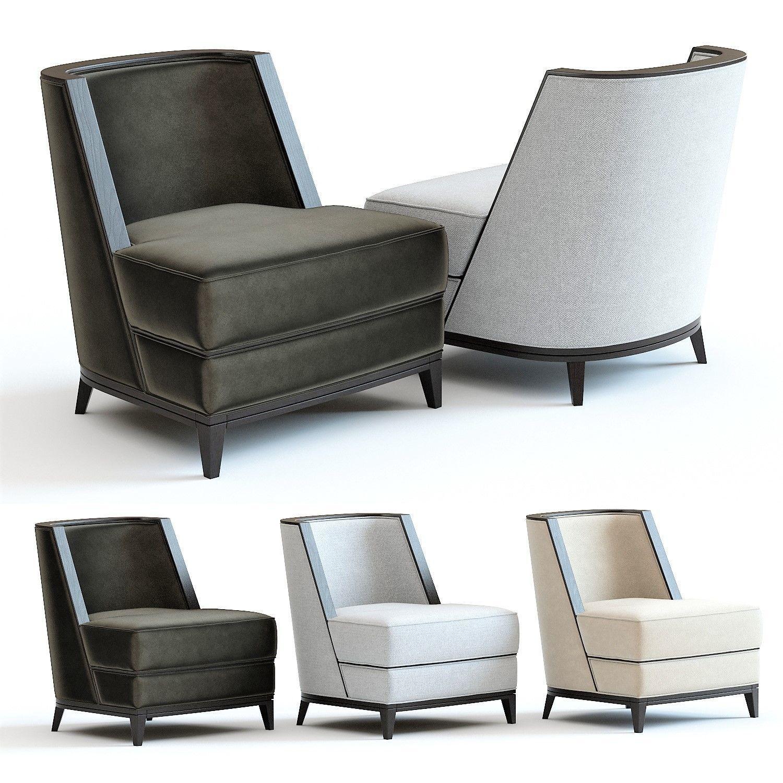 The Sofa and Chair Co - Sloane Armchair