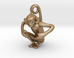 3D-Monkeys 180