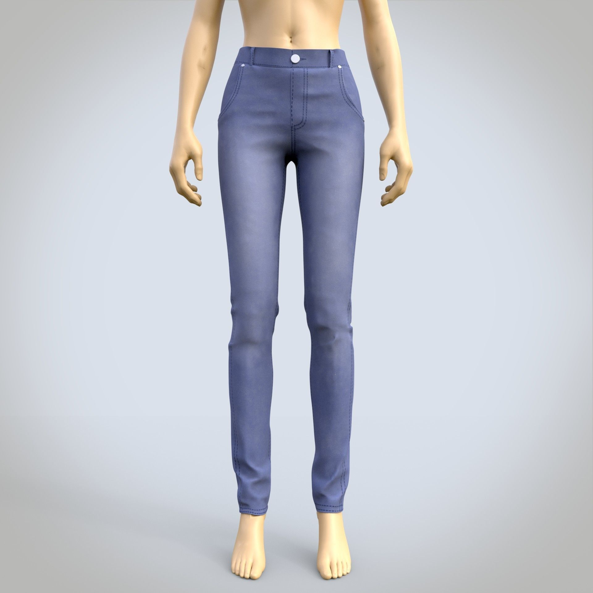 female jeans denim pants