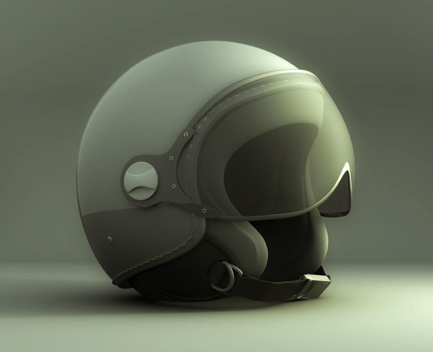 Bike Helmet | 3D model