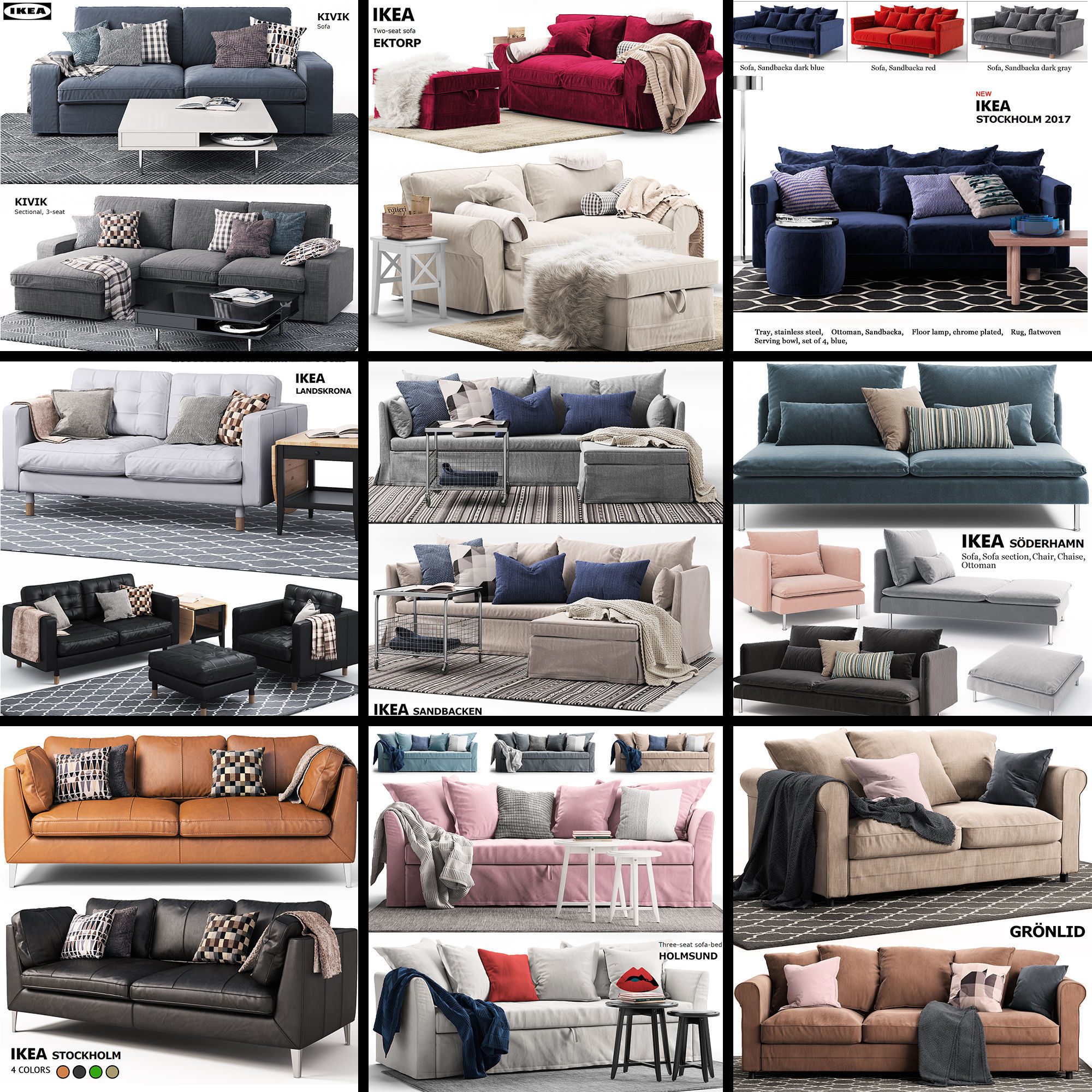 Astounding Collection Of 10 Sofas Ikea Creativecarmelina Interior Chair Design Creativecarmelinacom