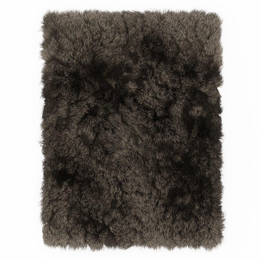 Carpet Fur Shaggi 01