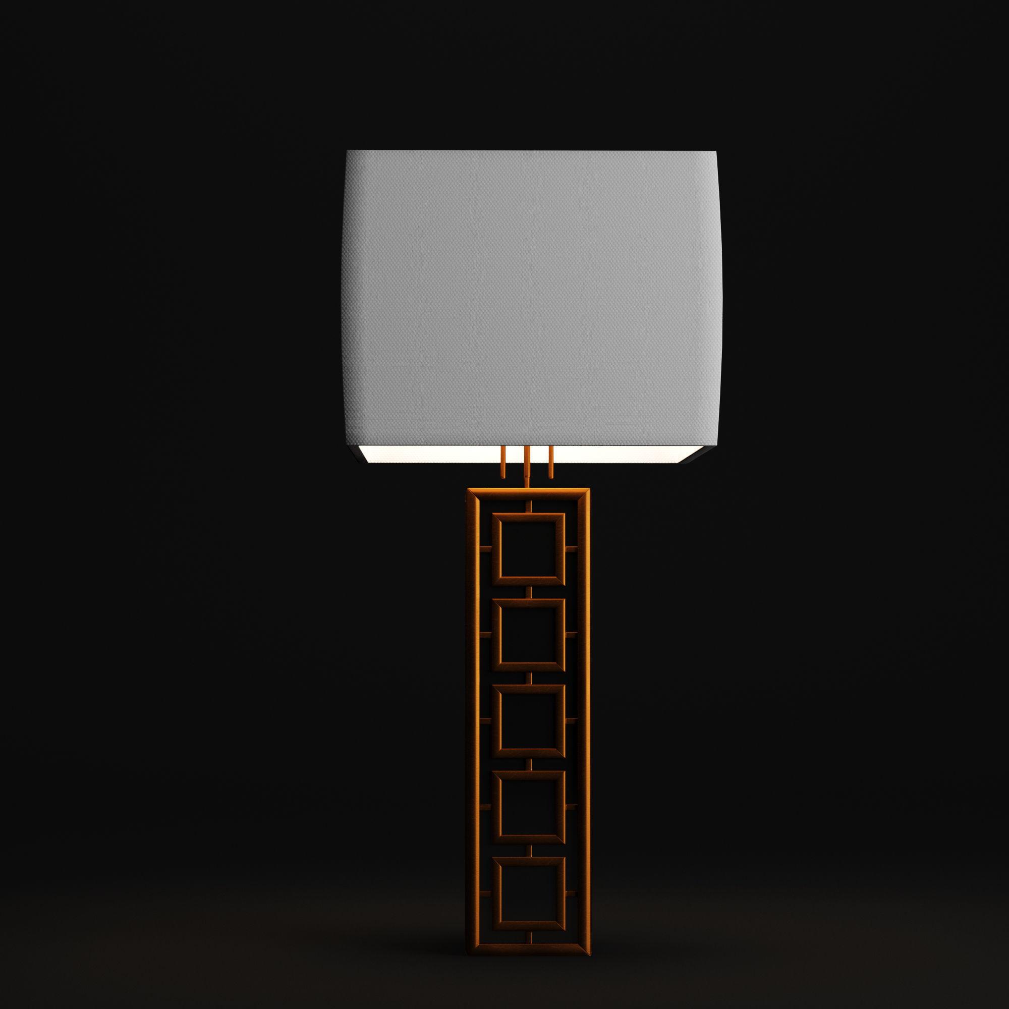 Lamp art deco 2