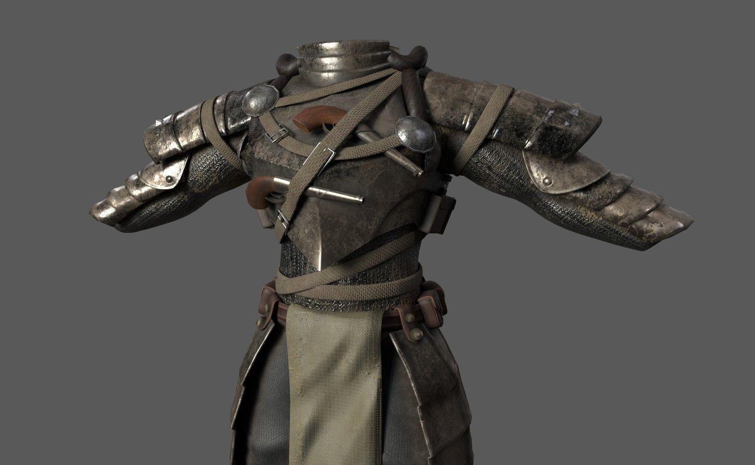 Fictitious Armor