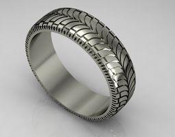 ring tire  0016 3d printable model