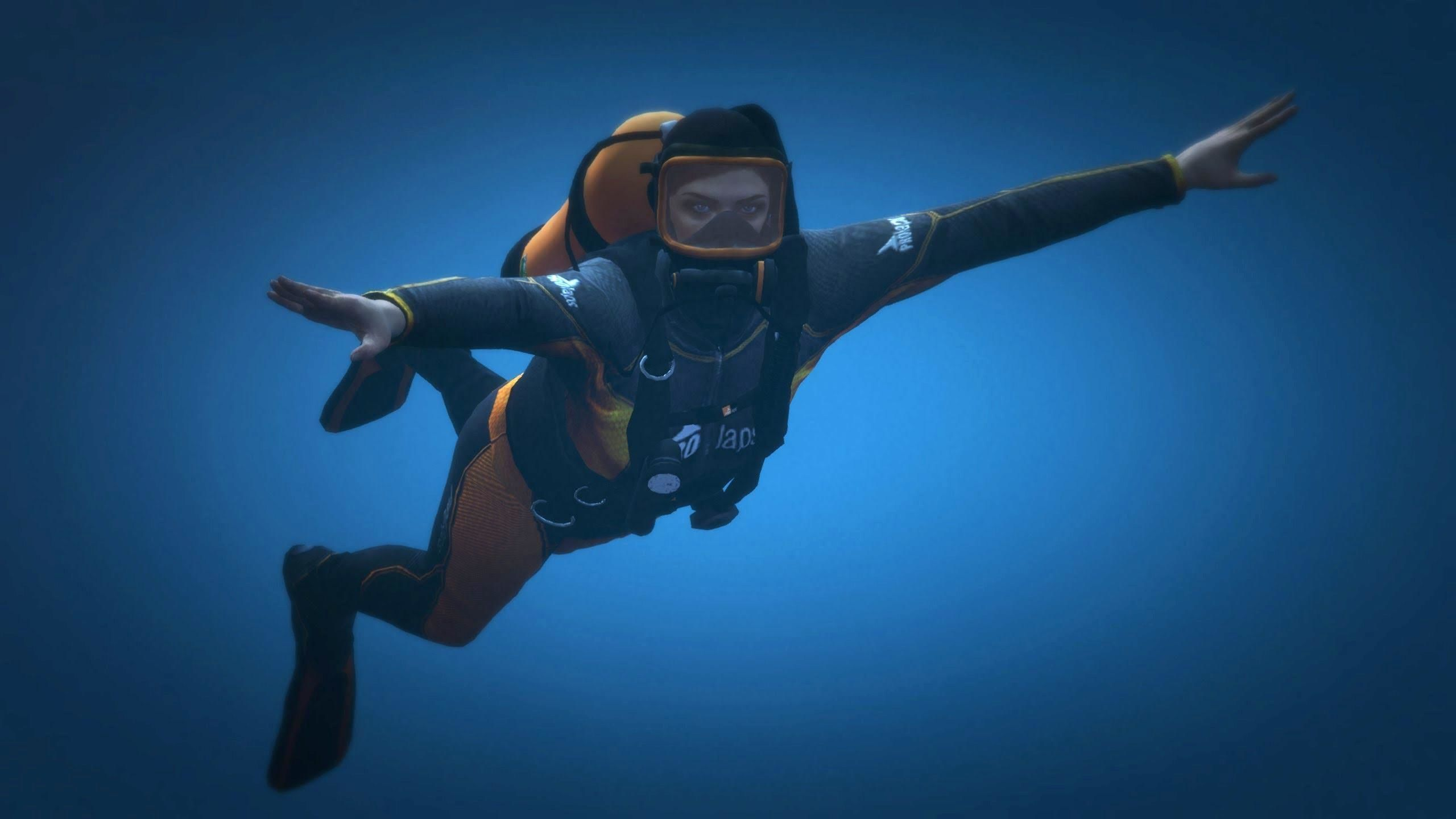 Scuba Diving set from Gta 5 with textures | 3D model