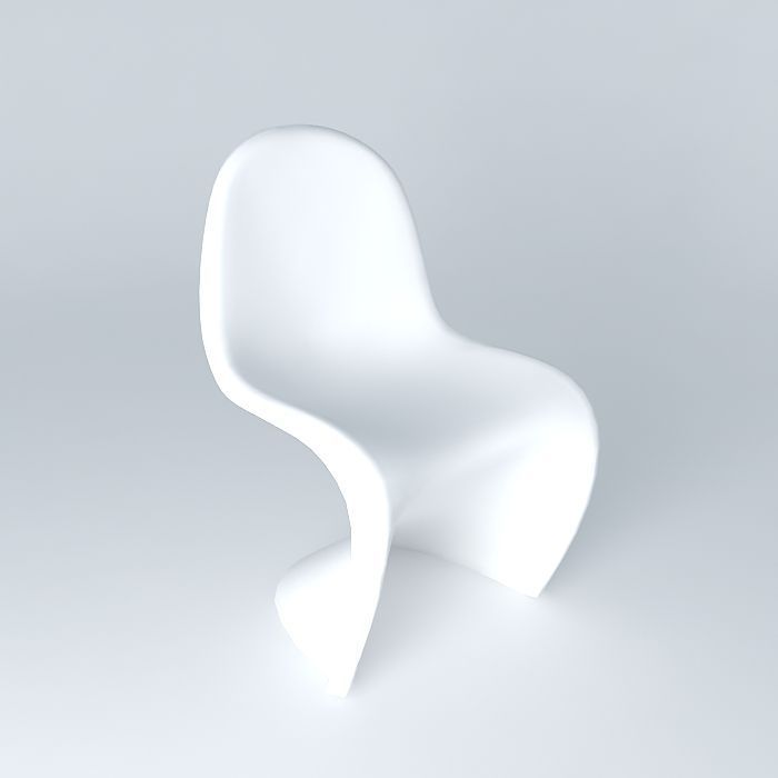 3D model Panton Chair | CGTrader