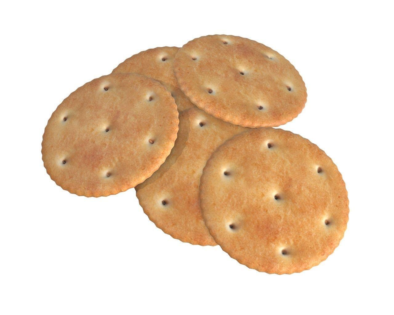 Round cookie