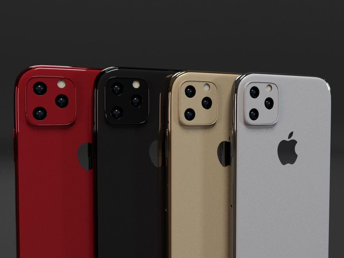 iPhone 11 iPhone 11 Pro iPhone 11 Pro Max In All Colors Bundle