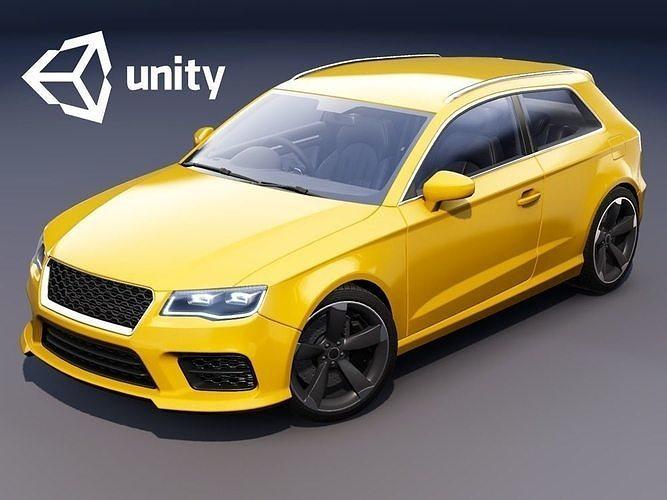 Realistic Car HD 03