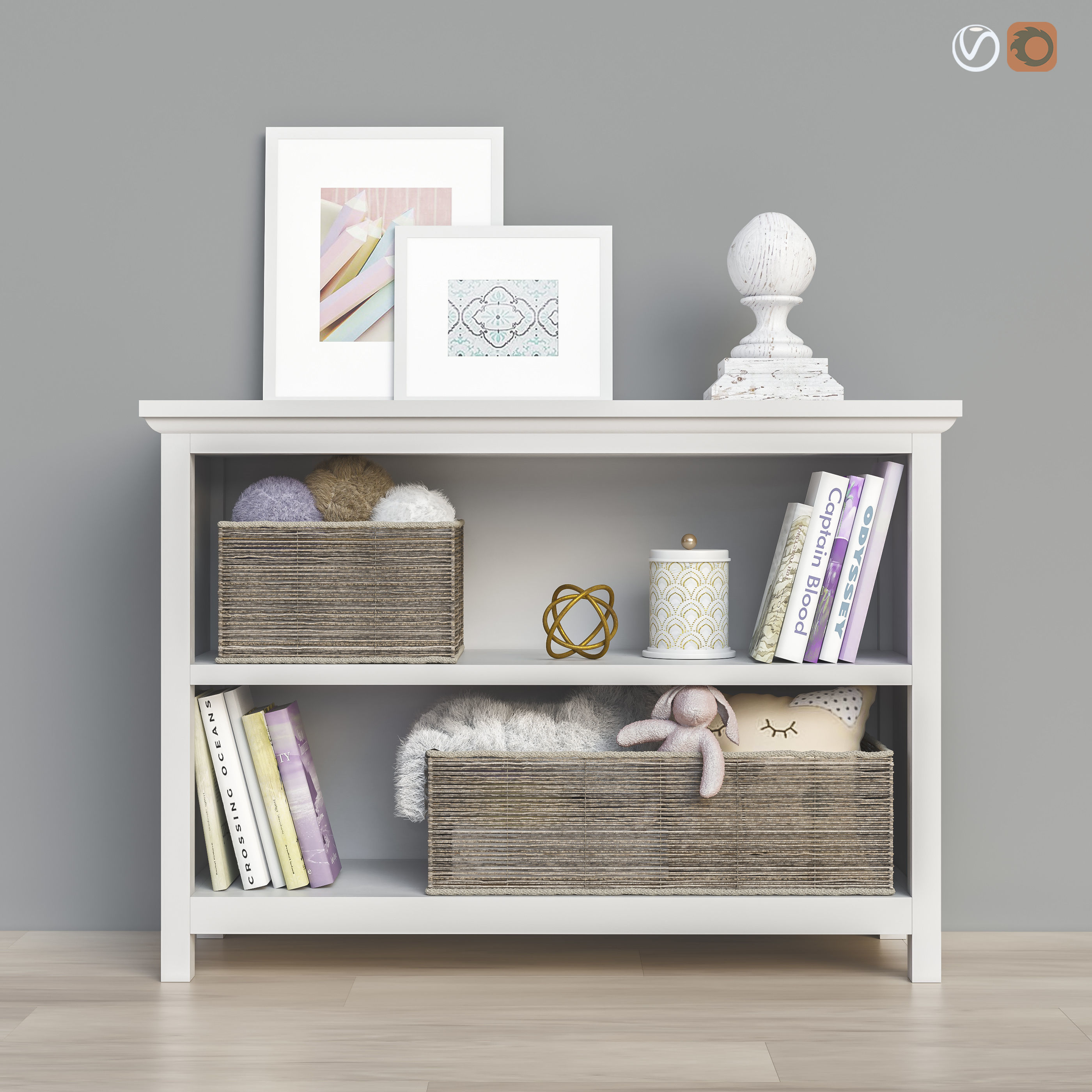 Toys and furniture set 23