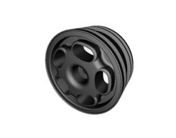 rc car drift wheel porsche telephone  width 24mm offset plus 2mm 3d print model