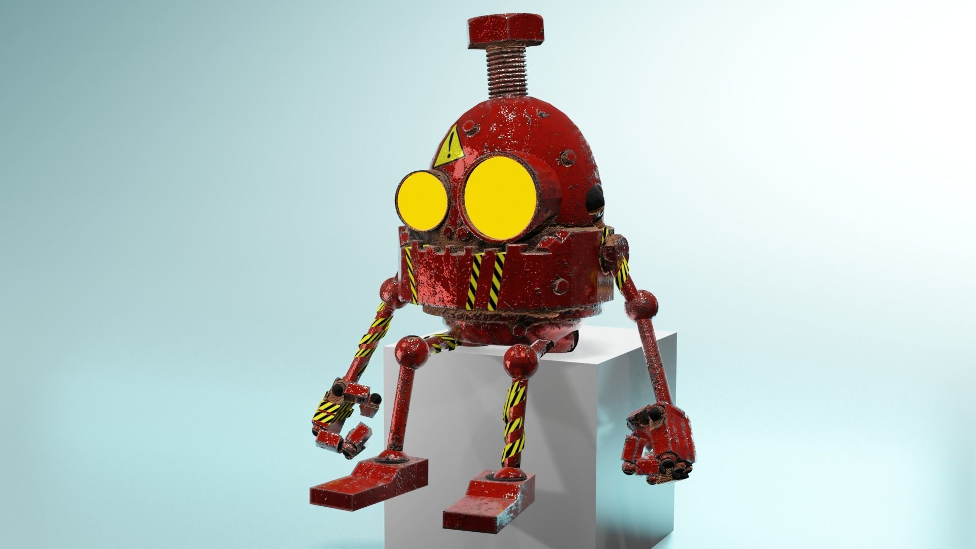 ROBOT without name
