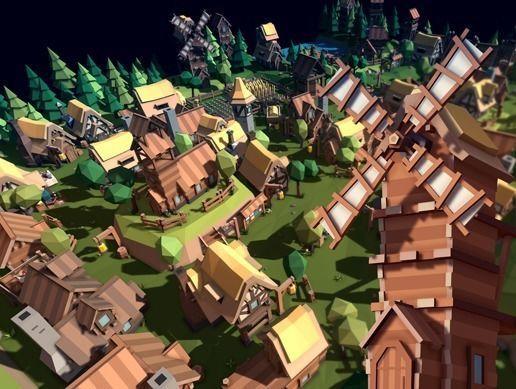 TARBO - Fantasy Village Pack