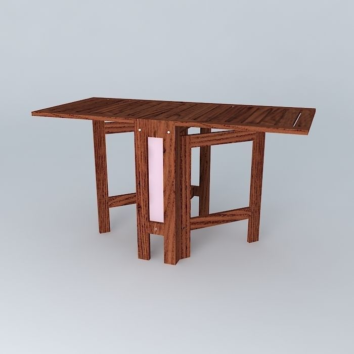 applaro table free 3d model max obj 3ds fbx stl skp