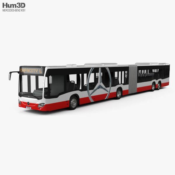 Mercedes-Benz CapaCity L 4-door Bus 2014