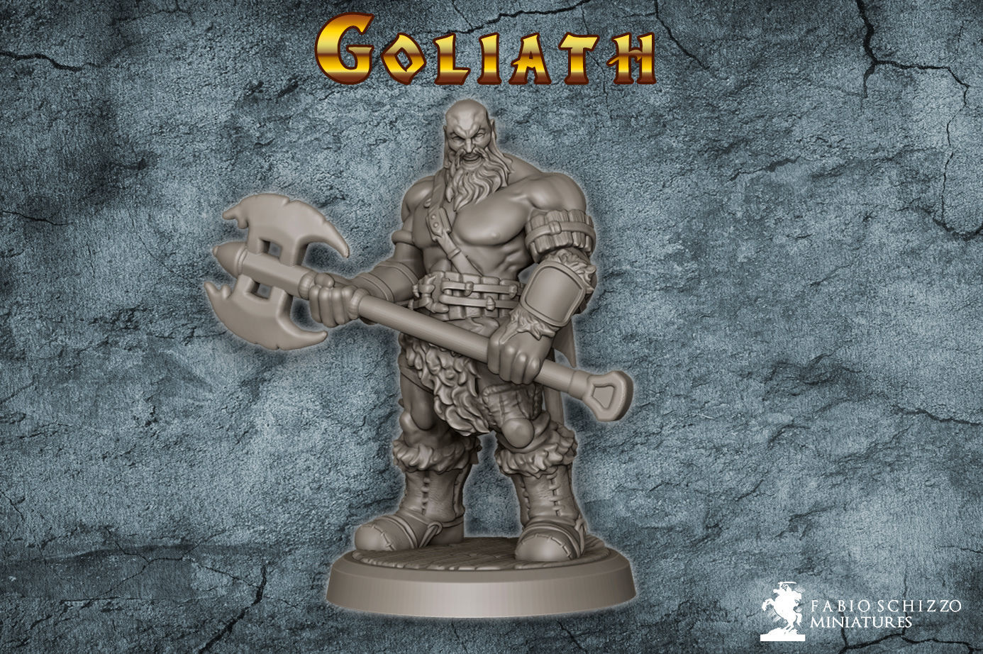 Dungeons and Dragons Goliath