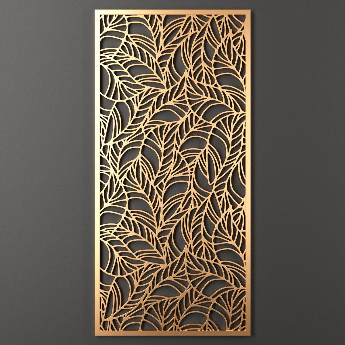 Decorative panel 186