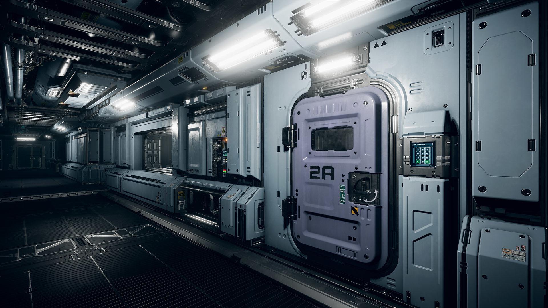 Sci-Fi Facility Sector 43