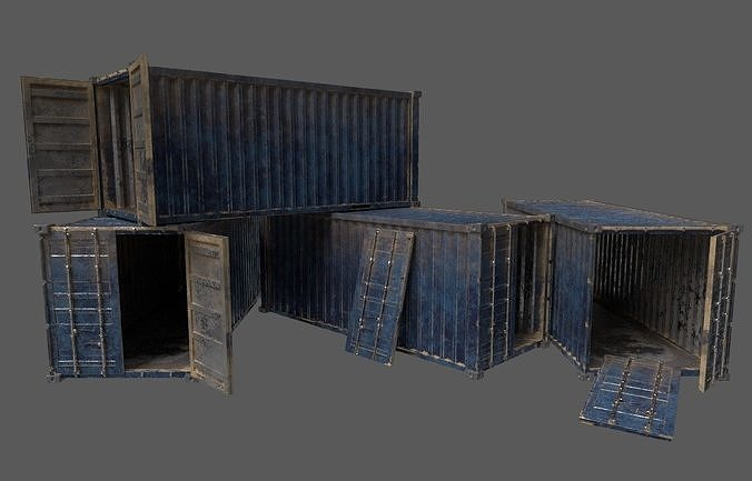 Military Container Pack