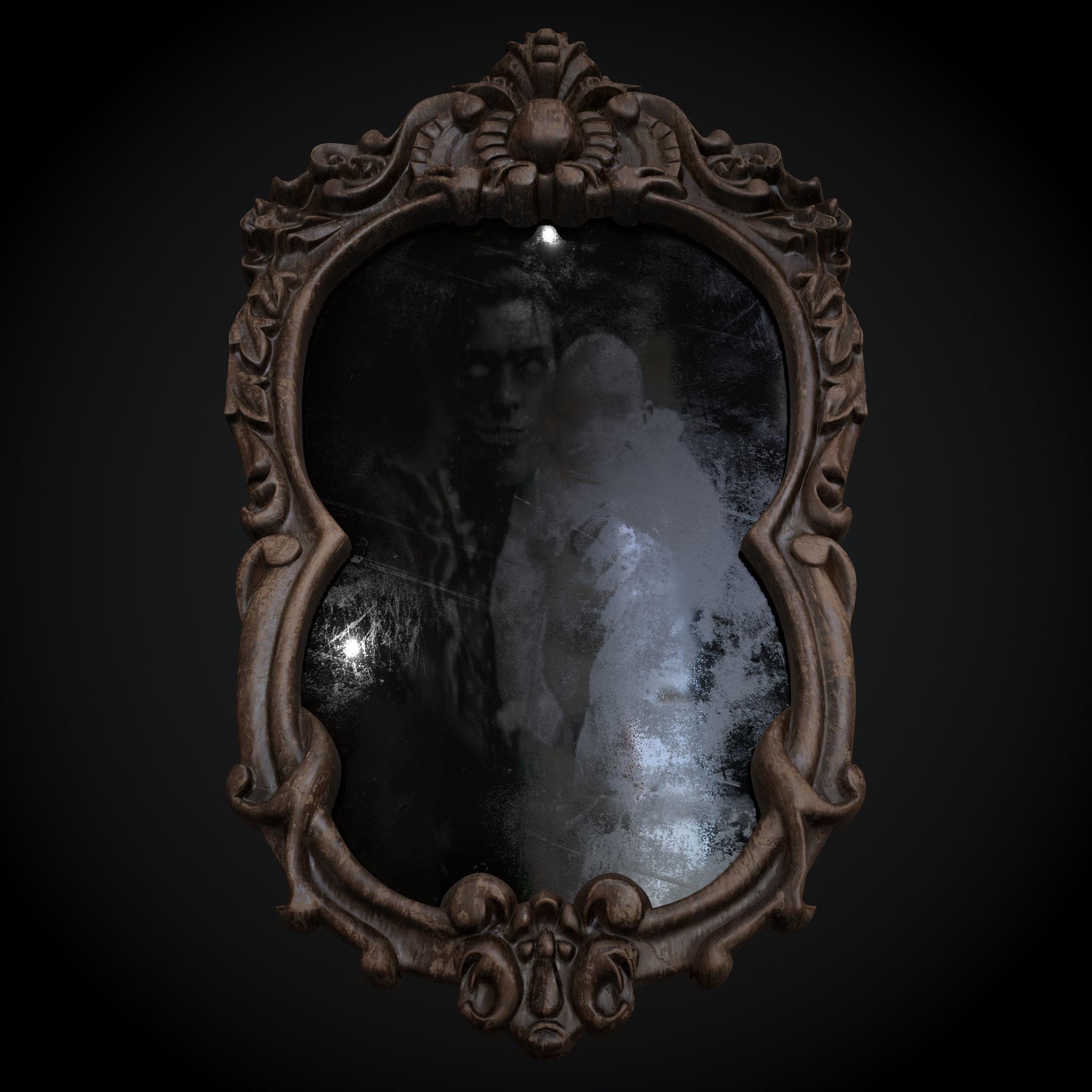 Creepy Black Mirror