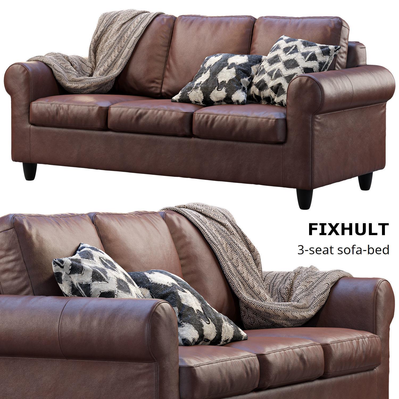 Fixhult sofa Ikea