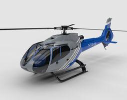 generic helicopter 3d model obj 3ds c4d