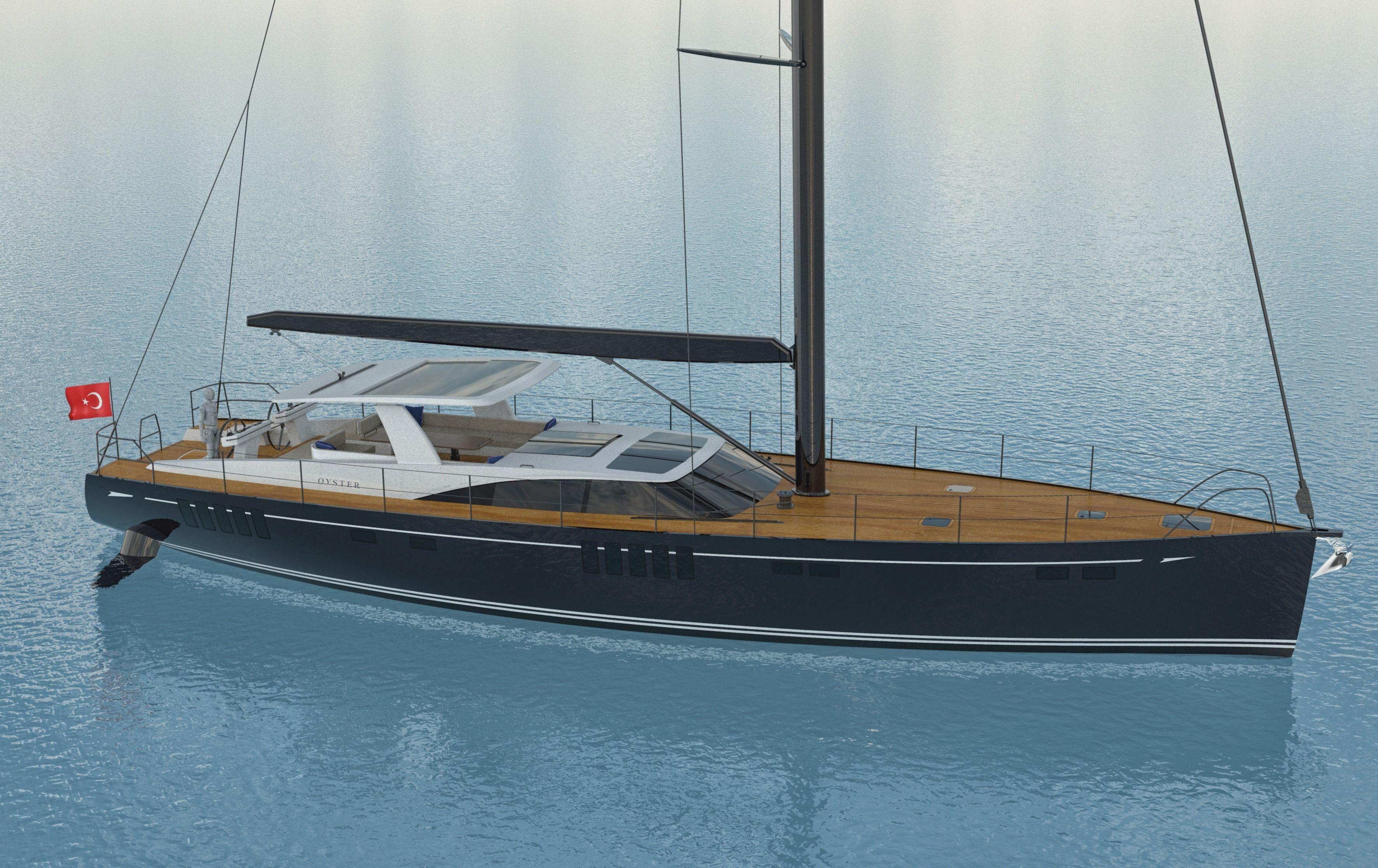 78 feet Oyster Sailing Yacht