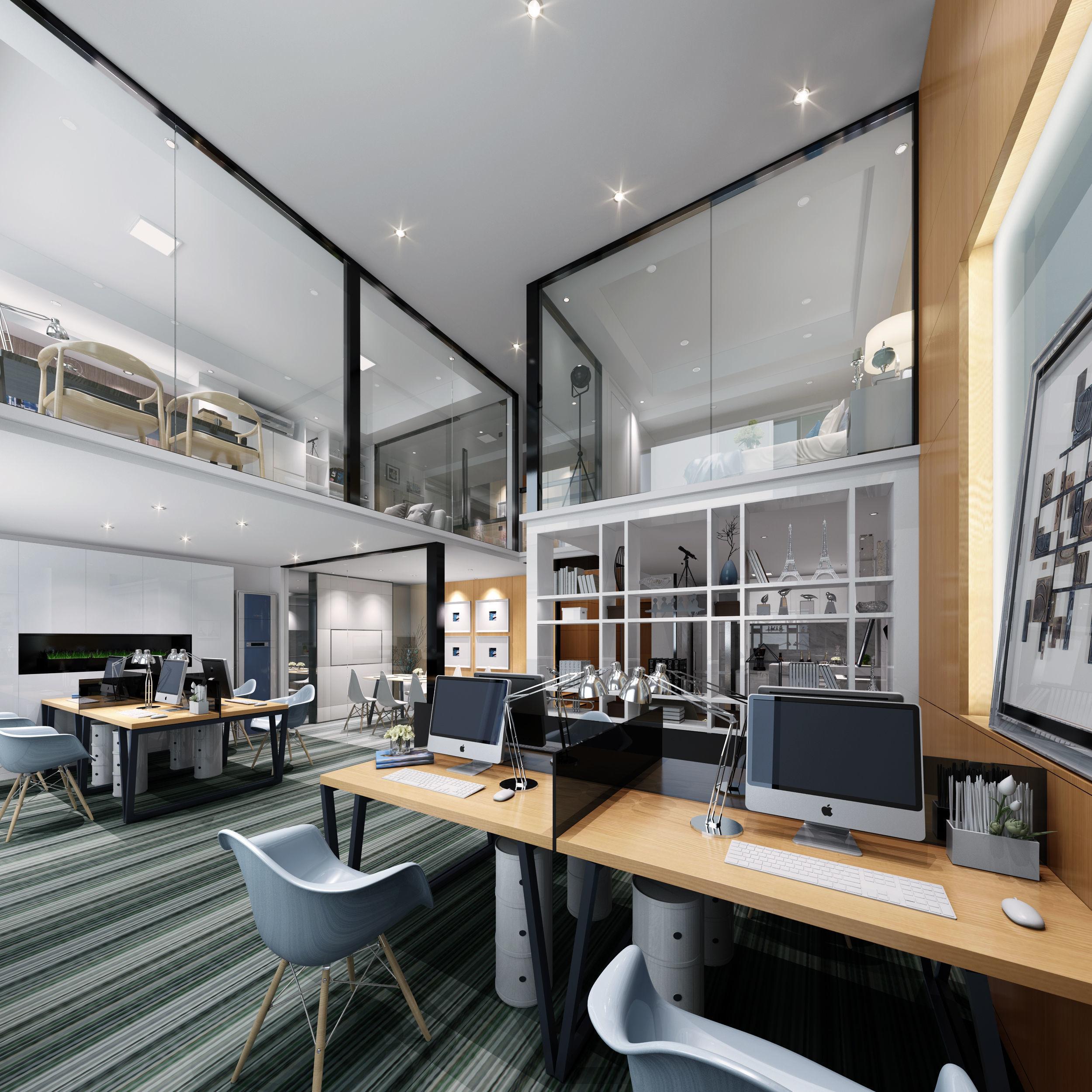 Office 07 | 3D model