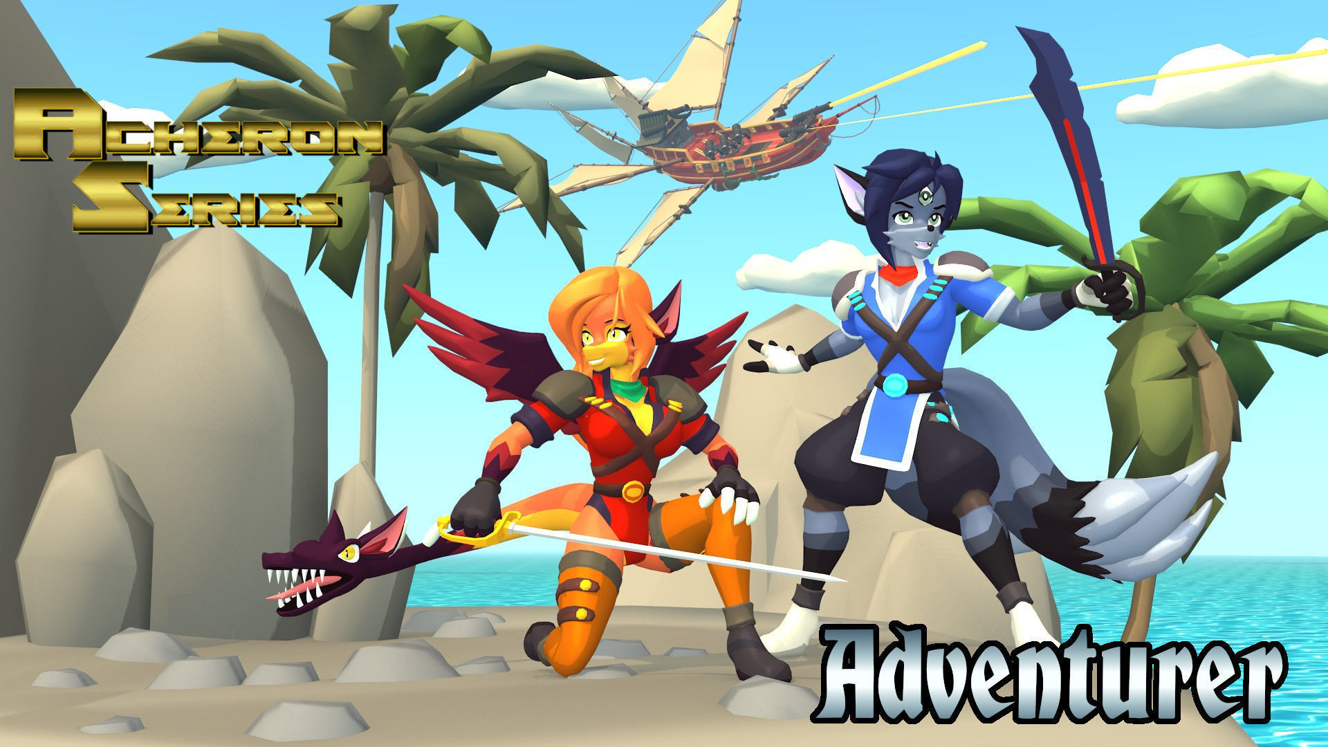 Acheron Adventurer Outfit