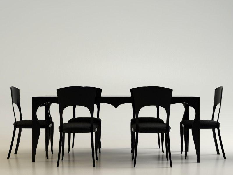 E and M Princess furniture set