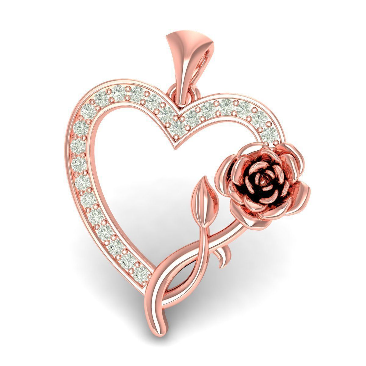The New Love Pendent