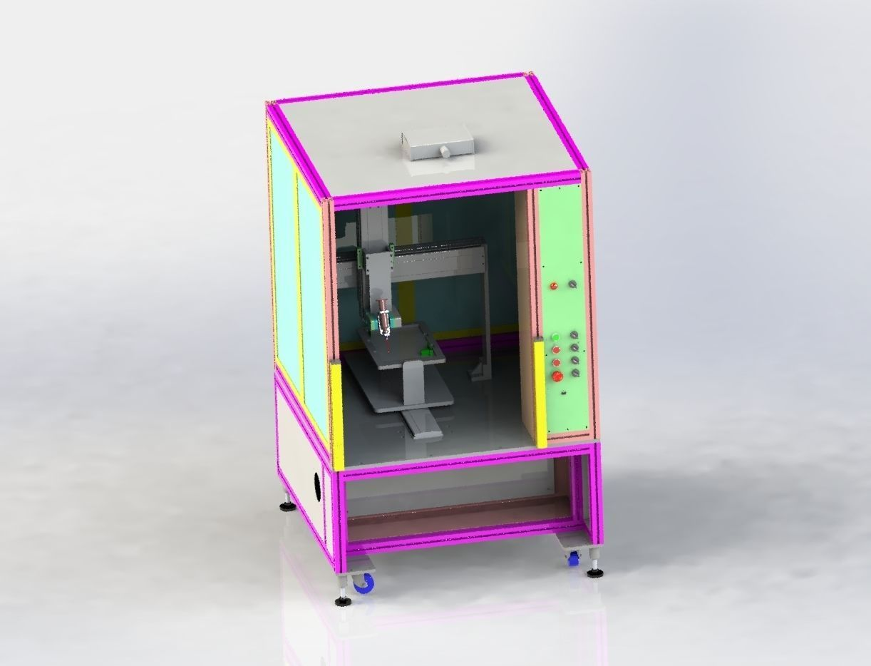 Five-axis Circuit Board Dispenser