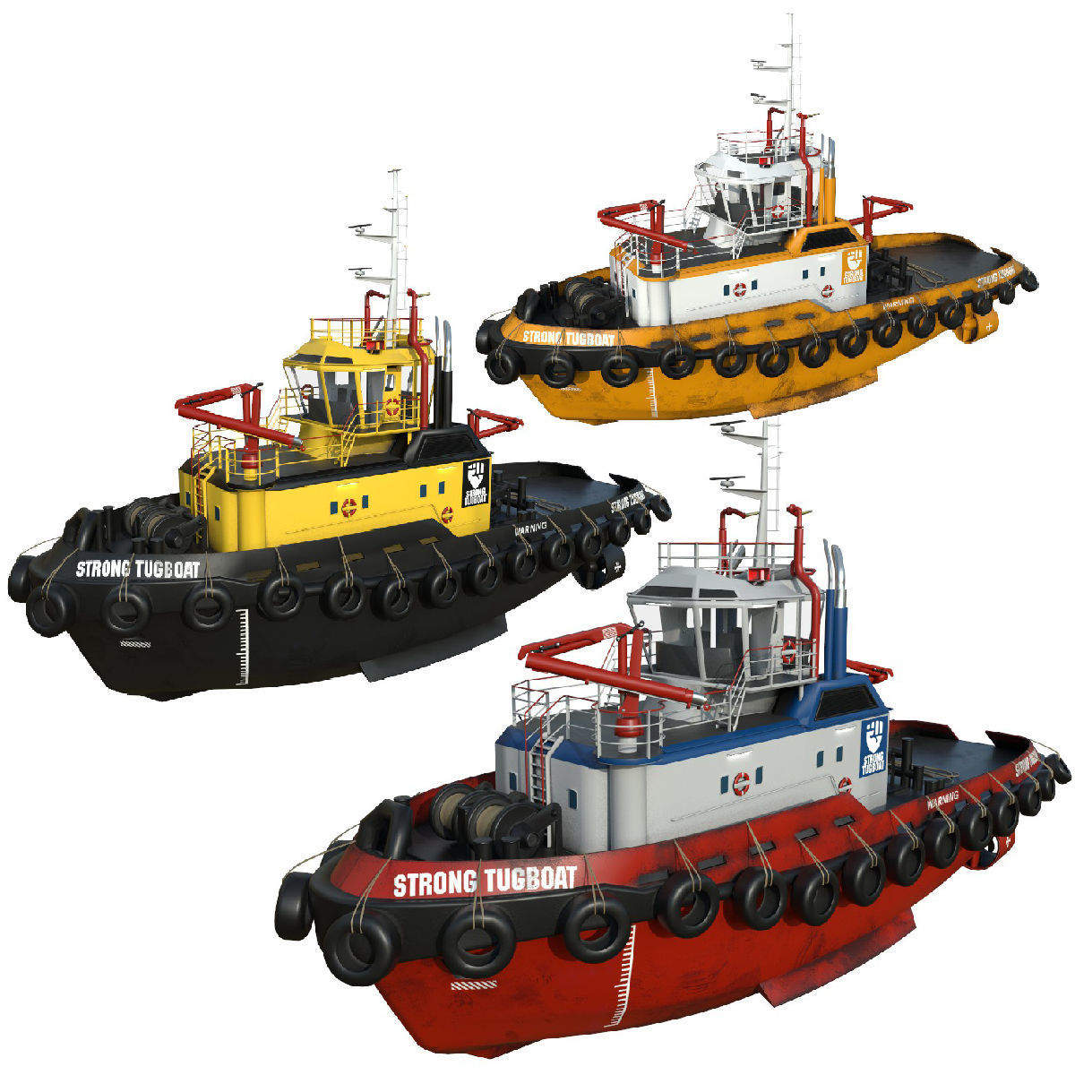 collection Tugboats 30m