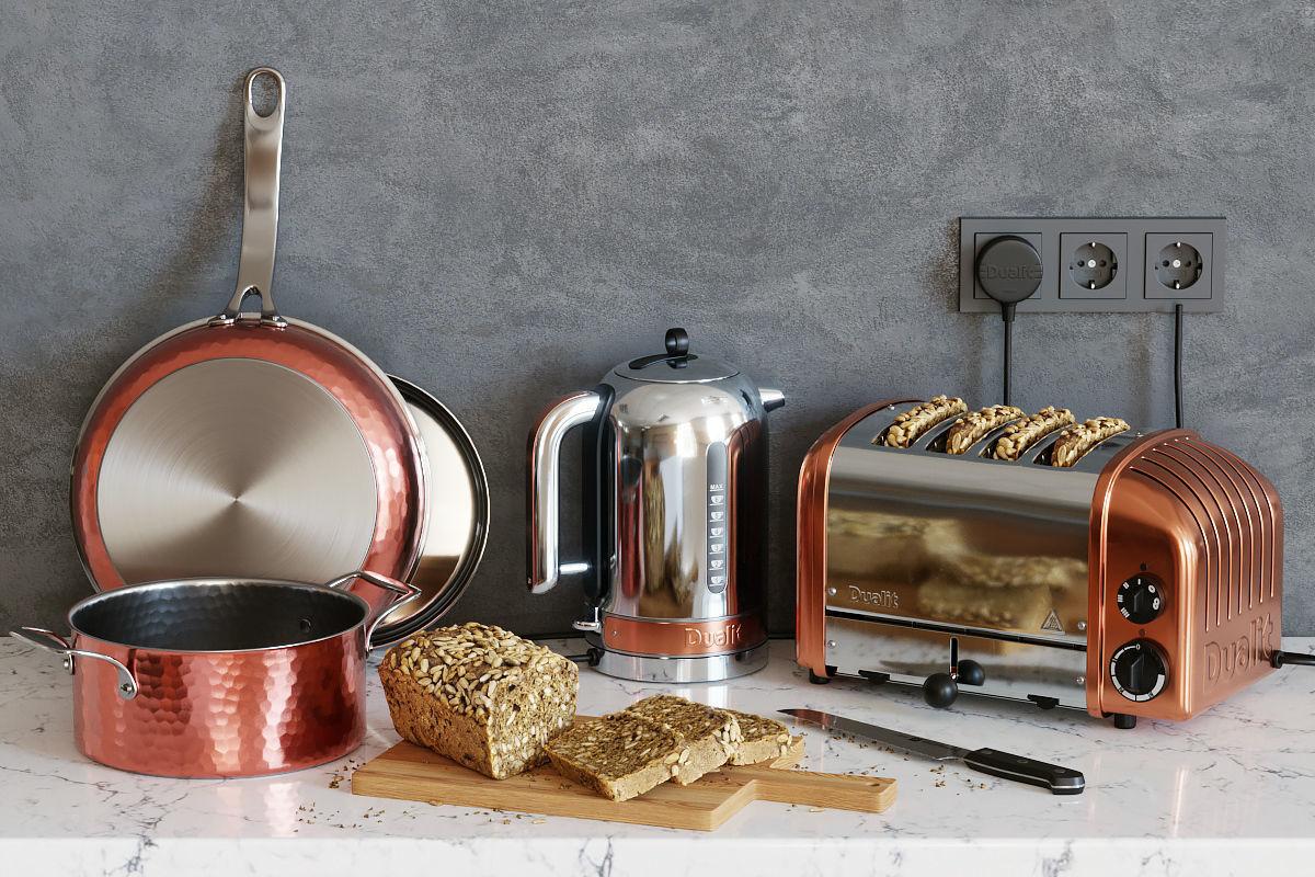 Dualit kitchen set