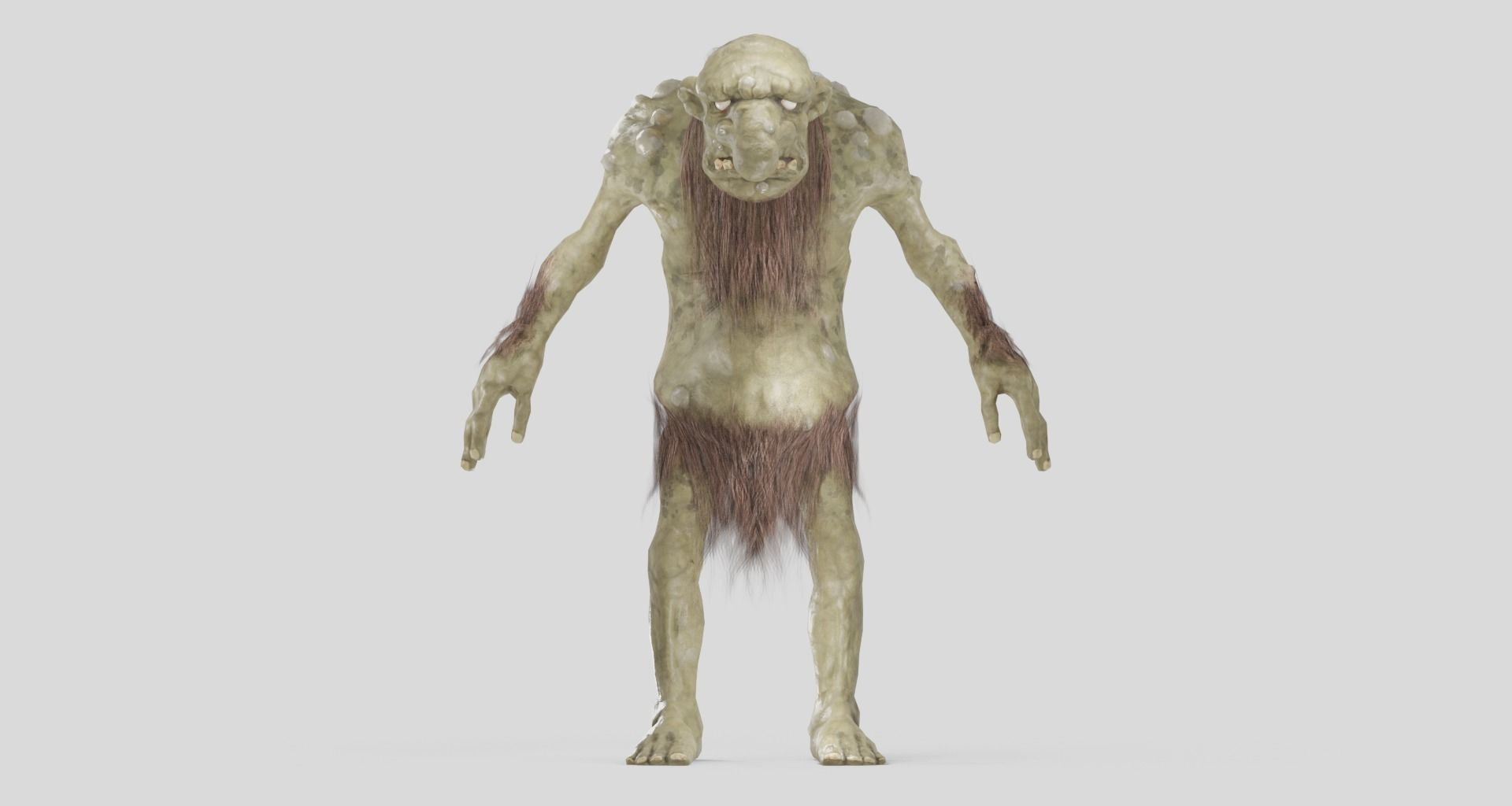 Scandinavian troll
