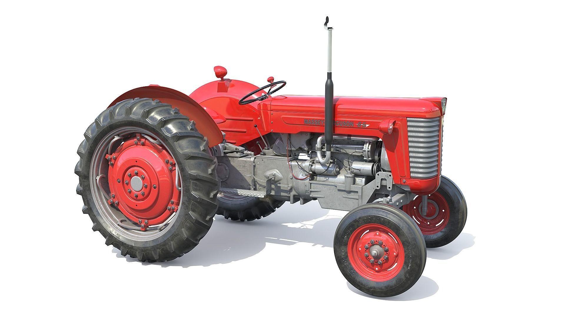 Massey Ferguson 65