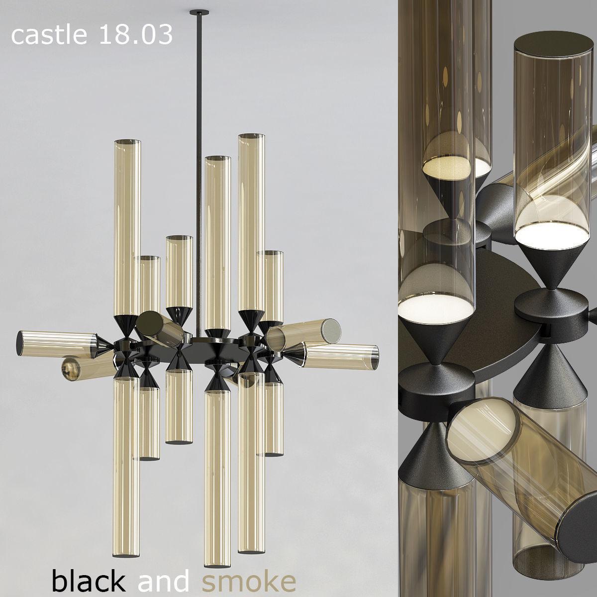 Castle 18 03 Black And Smoke Designed By Jason Miller Model