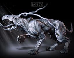statua Dragon 3D printable model