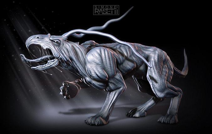 dragon 3d model stl 1