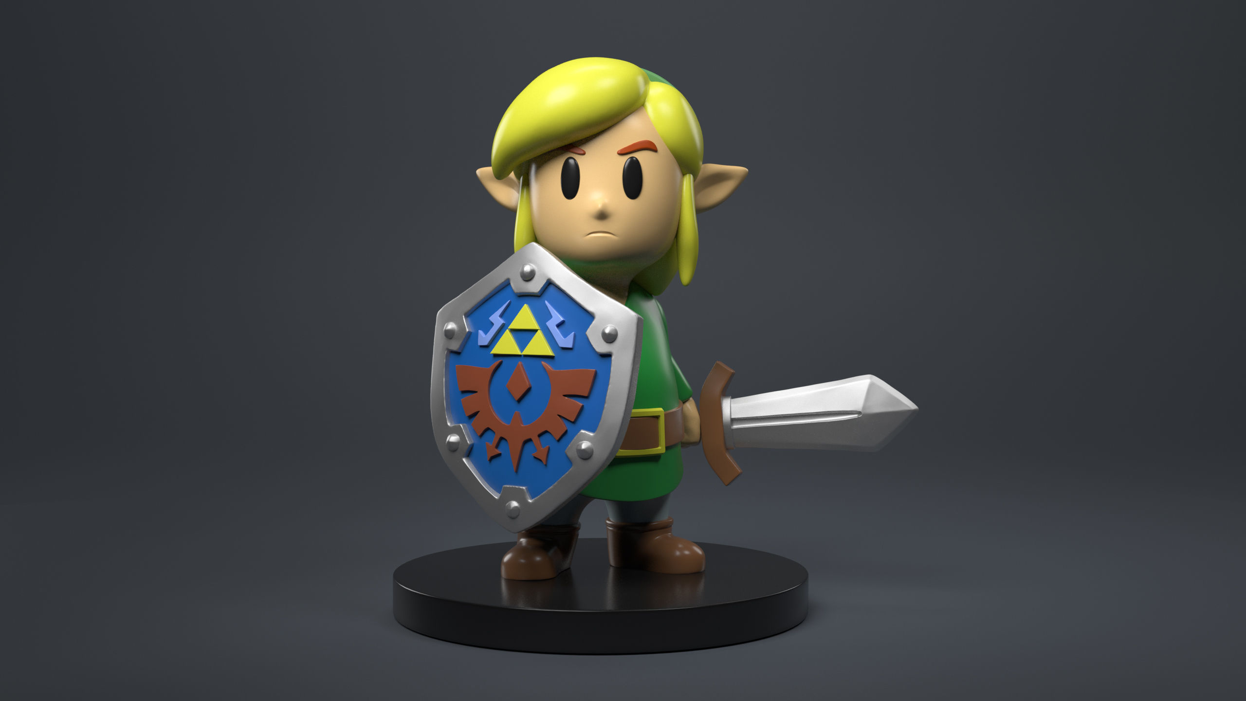 The Legend Of Zelda - Link Firgure
