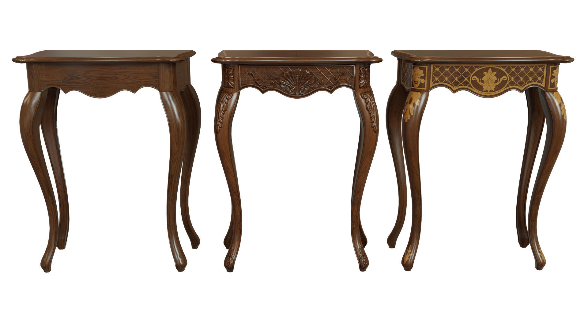 Classic side table 600