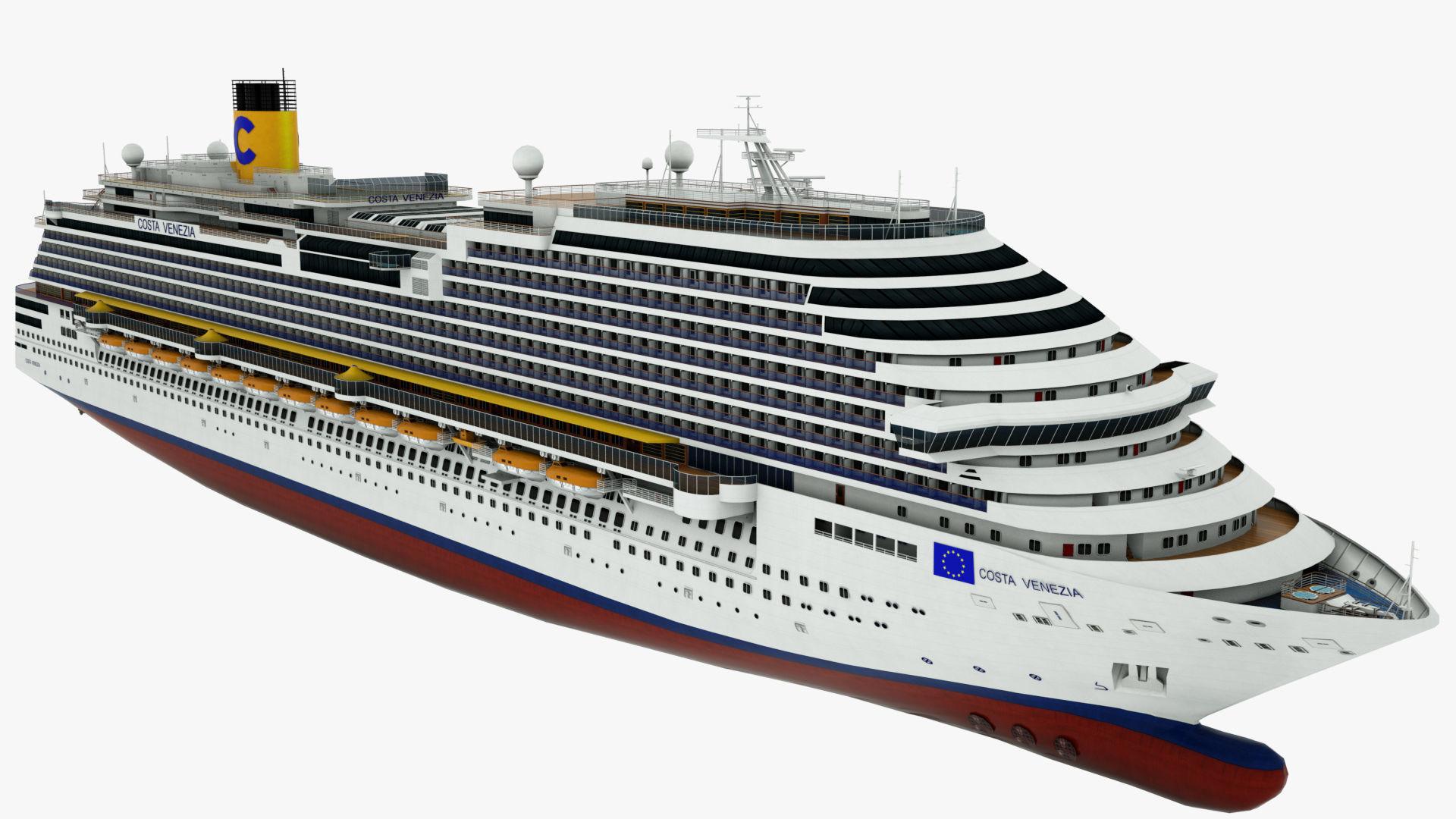 Cruise ship Costa Venezia