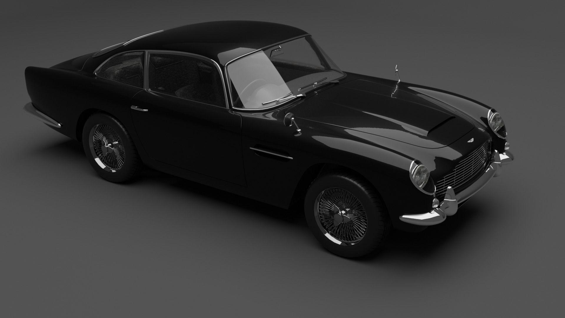 1964 AstonMartin DB5 Vantage